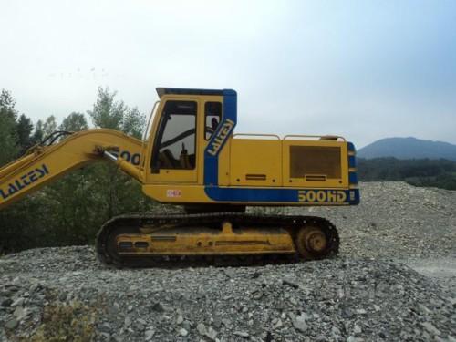 escavatori LALTESI-500HD