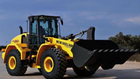 New Holland. Lectio difficilior
