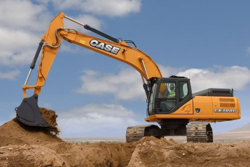 sumitomo macchine CASE_CX300C1