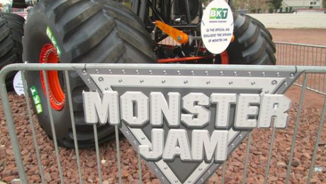 BKT per Monster Jam: un gradito ritorno