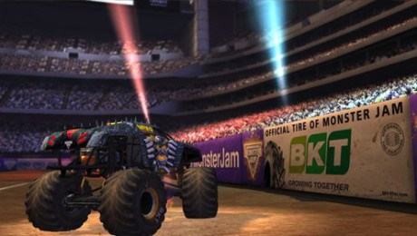 BKT per Monster Jam in videogioco