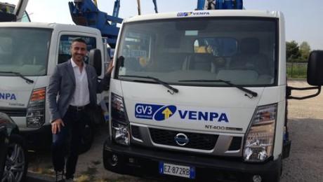 CTE consegna a Venpa 6 ZED 20.2 H