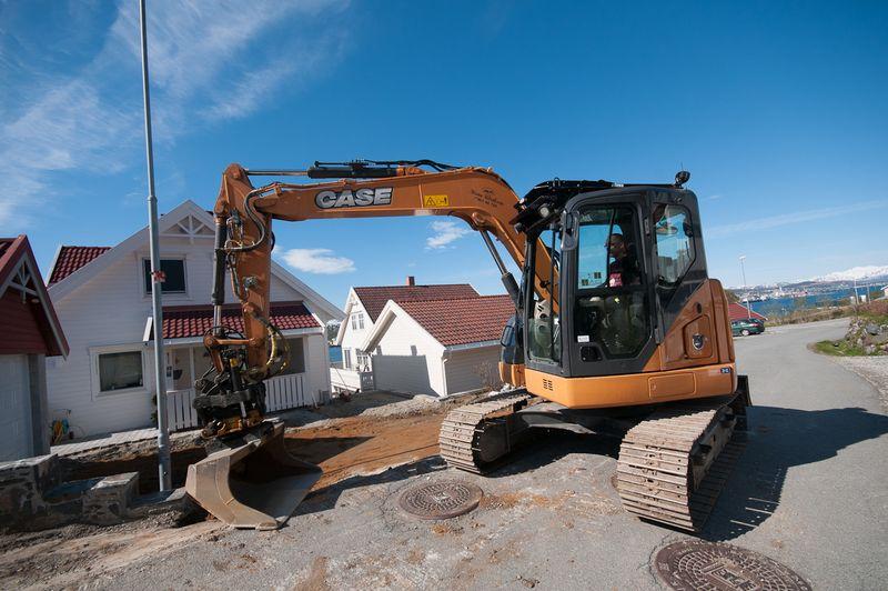 Midi case al circolo polare artico macchine edili news for Case modulari molto compatte