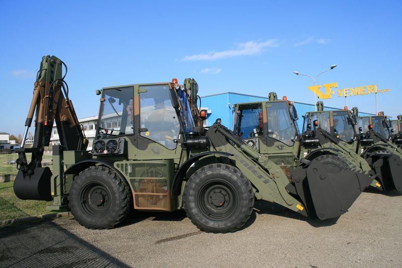 macchine del genio militare Venieri