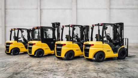 Hyundai: i nuovi carrelli diesel