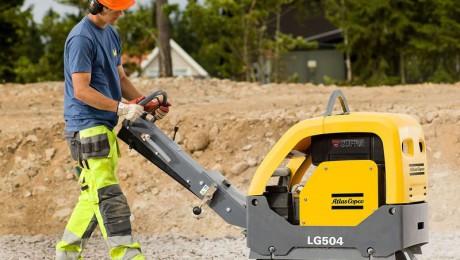 Atlas Copco: la nuova LG 504