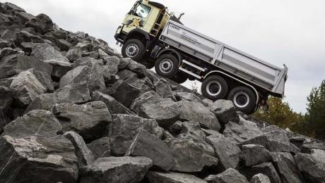 Volvo Trucks: ecco l'I-Shift con primini