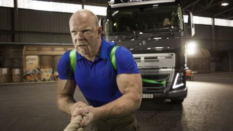 Volvo Trucks: forza pura con i primini
