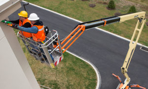 Compact crawler: new entry in JLG