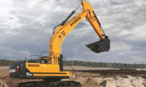 Ancora un escavatore da Hyundai