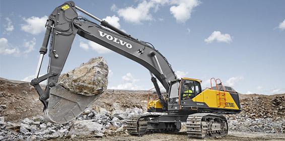 escavatore cingolato EC480EL Volvo-1