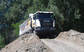 """Scania: l'operazione """"Costruire il futuro"""""""