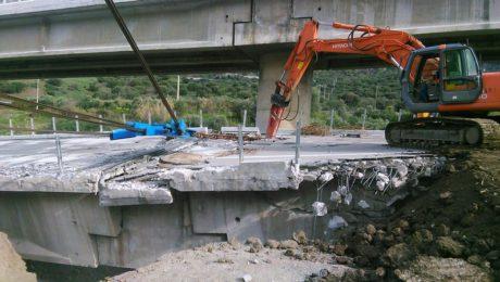 Una decostruzione su misura per il Viadotto Imera