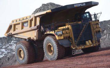 Goodyear: nuovi pneumatici per dumper