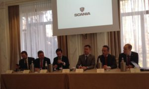 Scania: don't call it a dream, call it a plan