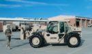 Colpo grosso di JCB con l'esercito Usa