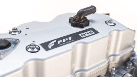 Accordo FPT Industrial/Liebherr