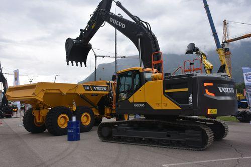 escavatore cingolato EC480EL Volvo-3