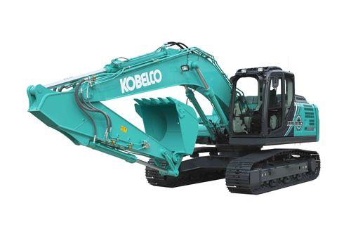 Kobelco: Intermat, nuova generazione di escavatori Centro-3