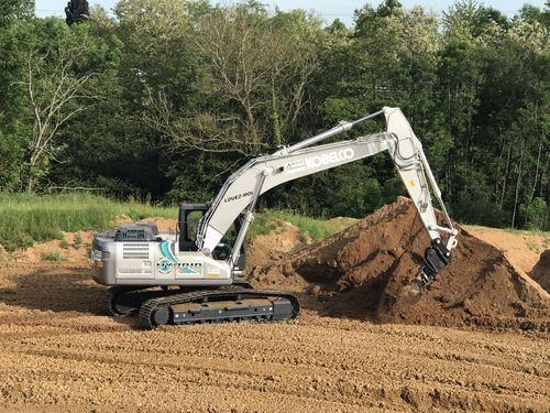 Kobelco: Intermat, nuova generazione di escavatori Testo-14