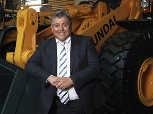 Alain Worp, managing director di Hyundai CEE