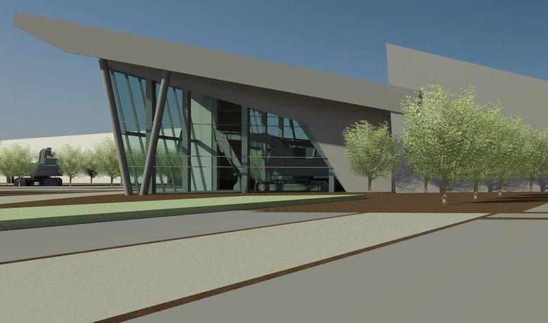 Il nuovo quartier generale di Hyundai