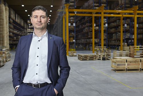 Johan Thiels, direttore amministrativo di Hyundai CEE