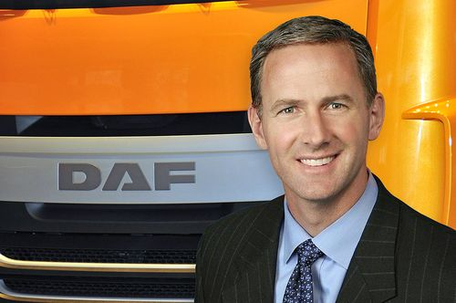 PrestonFeight presidente di DAF