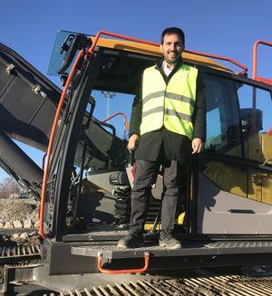 Riccardo Viaggi parla di costruzioni in Europa