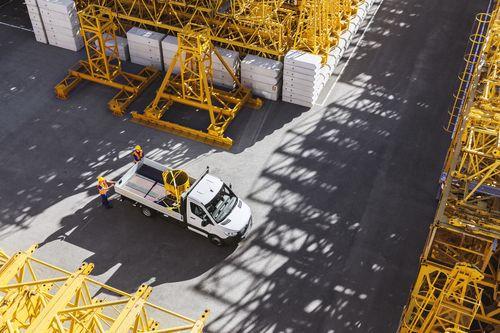 Lo Sprinter fissa nuovi standard di sicurezza