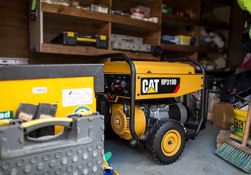 Il generatore con cat portatile macchine edili news for Macchine per cucire portatili