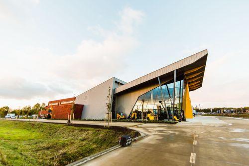 Sede centrale europea di HCEE a Tessenderlo