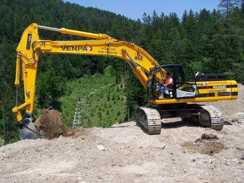 Venpa_Escavatore JS460