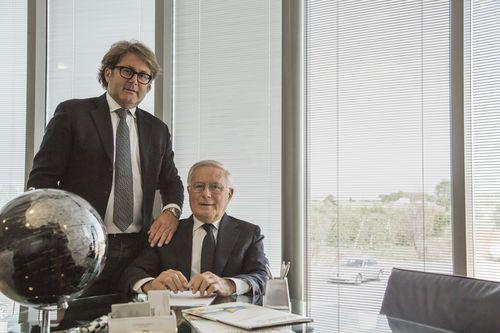Gianlauro e Giancarlo Morselli