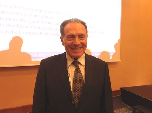 Michel Petitjean, segretario generale di ERA