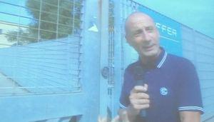 Lorenzo Cipriani in diretta video da Taranto