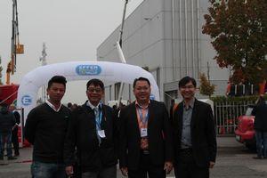 Anche dalla Cina al World Meeting di Effer