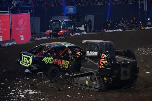 Die große TV total STOCK CAR CRASH CHALLENGE 2015