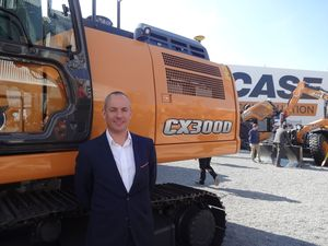 AndyBlanford, VP Case CE EAME