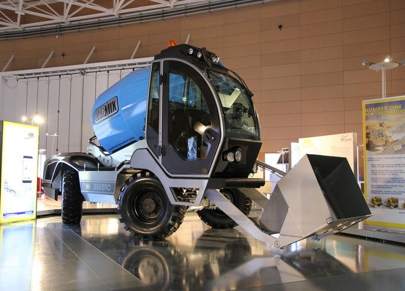 Il Concept della  3.500 TC esposto per la prima volta a Aquae Venezia 2015
