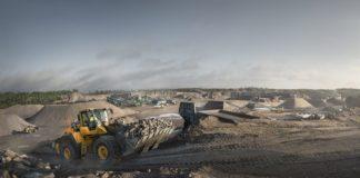 Anche le pale gommate hanno contribuito agli ottimi risultati di Volvo CE