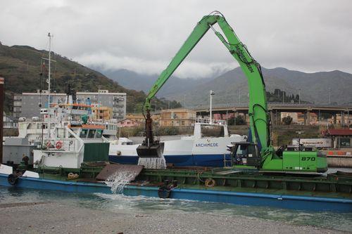 Ancora il porto di Tremestieri