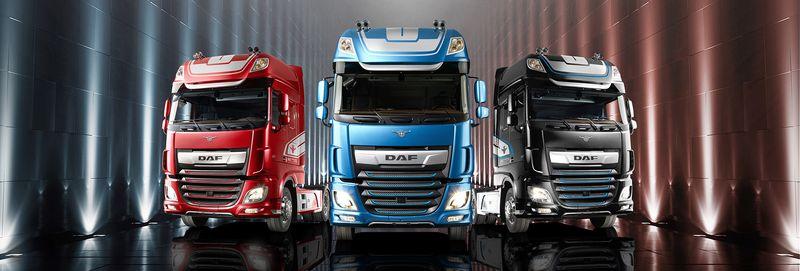 La Limited Edition di Daf