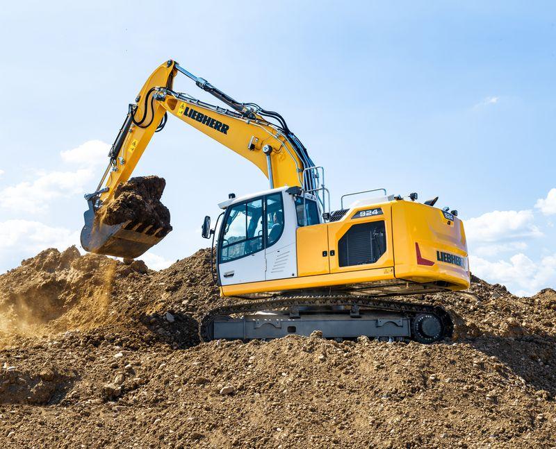 liebherr escavatore  Arriva la Generazione 8 di Liebherr - Macchine Edili News