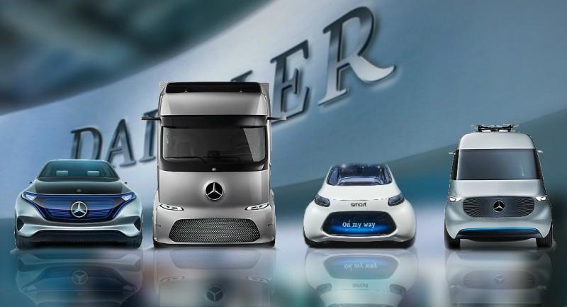 Daimler. Strategie per il futuro