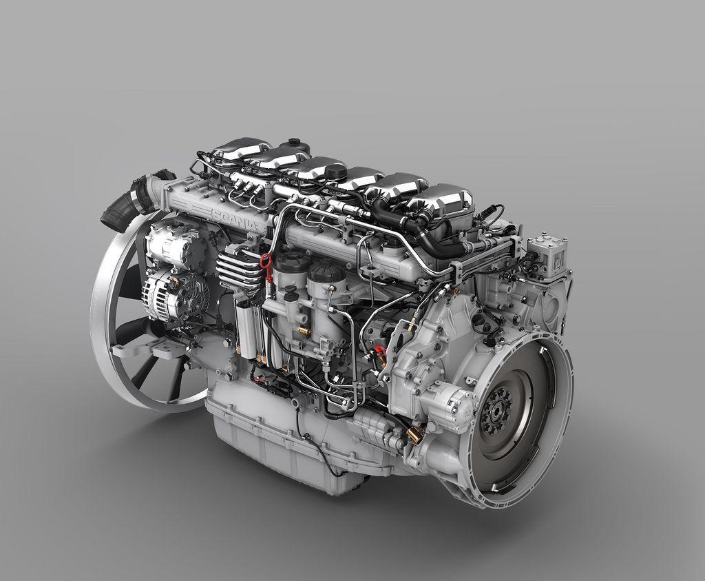 Il nuovo motore