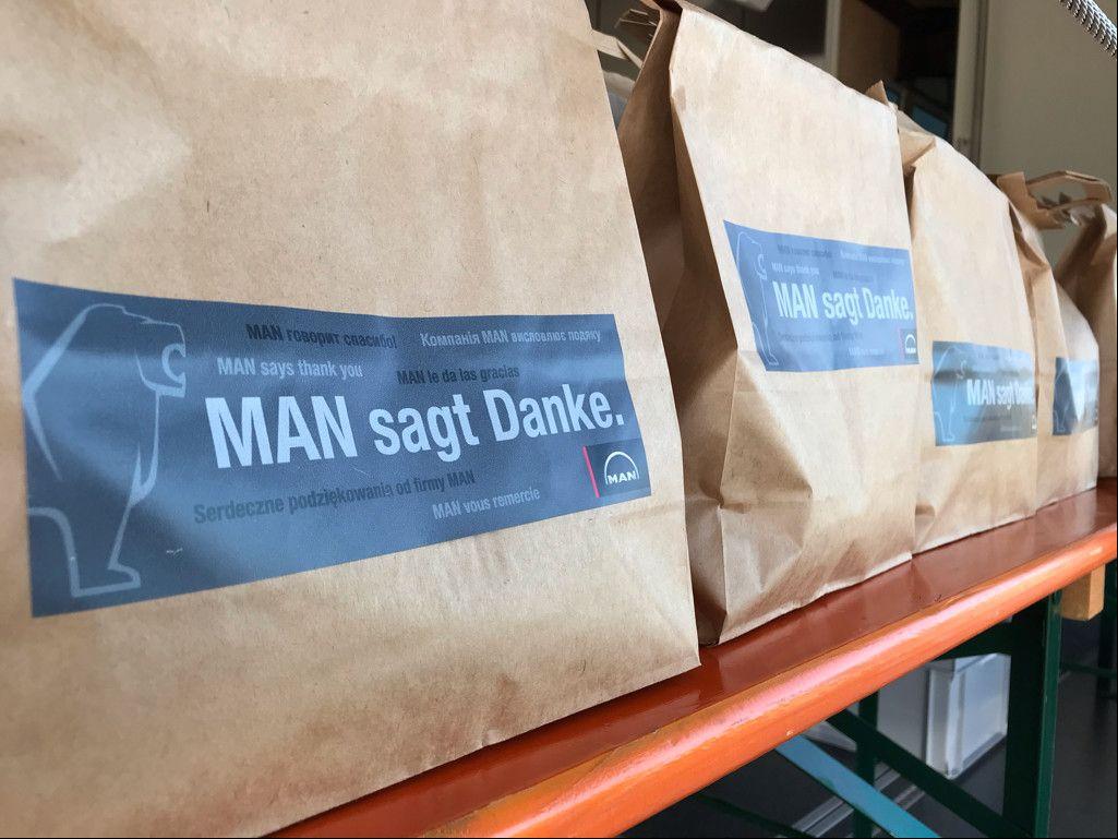 L'iniziativa di MAN Truck & Bus
