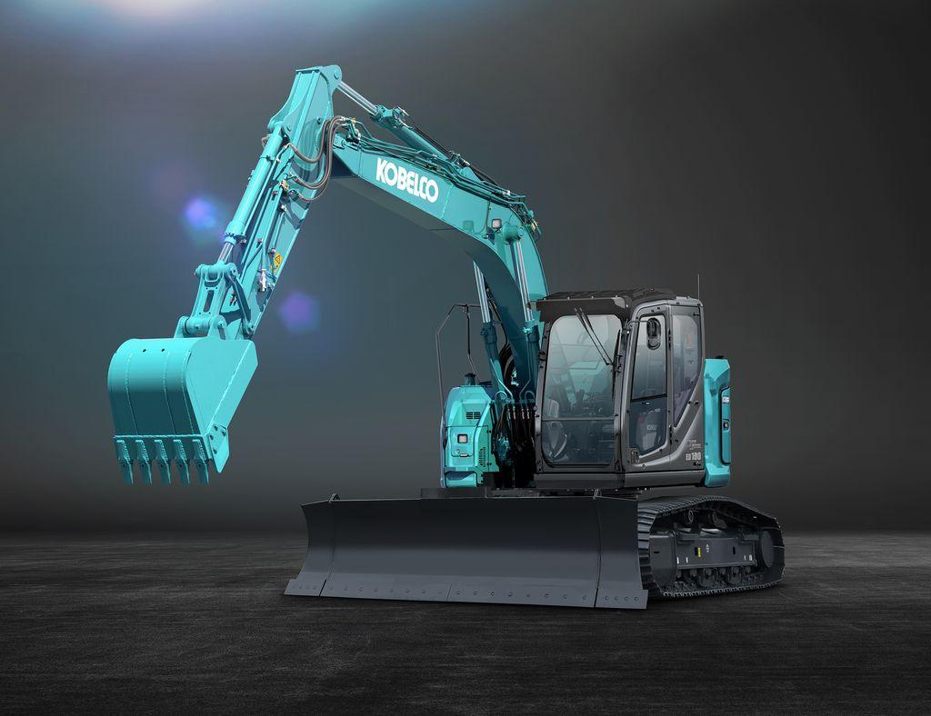 L'ED160BR-7 e l'SK140SRL-7 di Kobelco - Macchine Edili News
