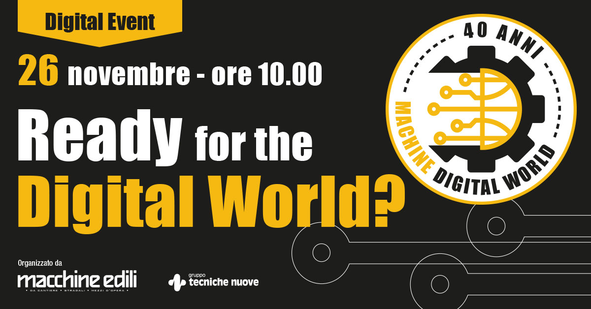 Ready for the digital world?
